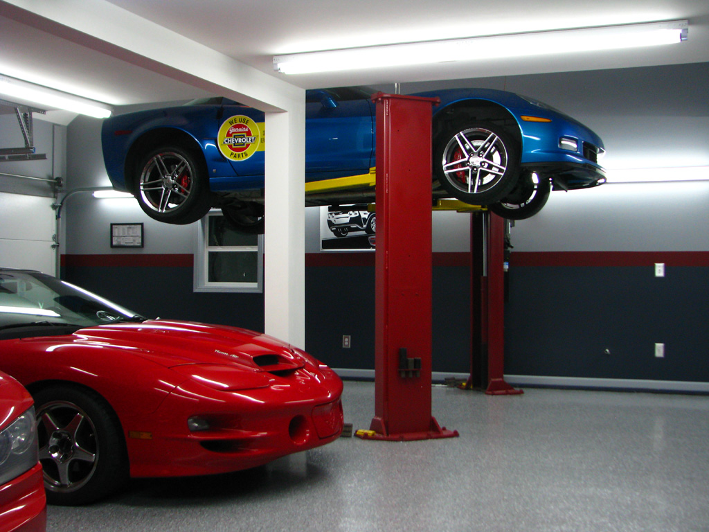 Low ceilings mohawks and garage on pinterest for Garage low cost auto